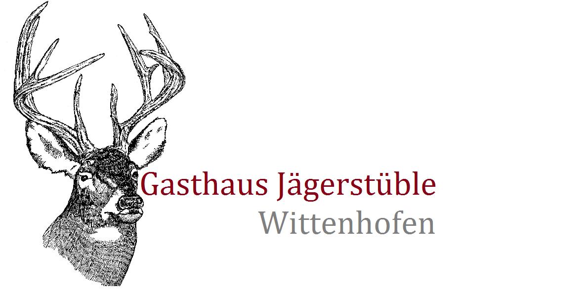 Gasthaus Jägerstüble Wittenhofen